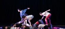 8vo Encuentro universitario de danza