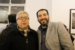 Pablo Gaete y Luis Aguirre