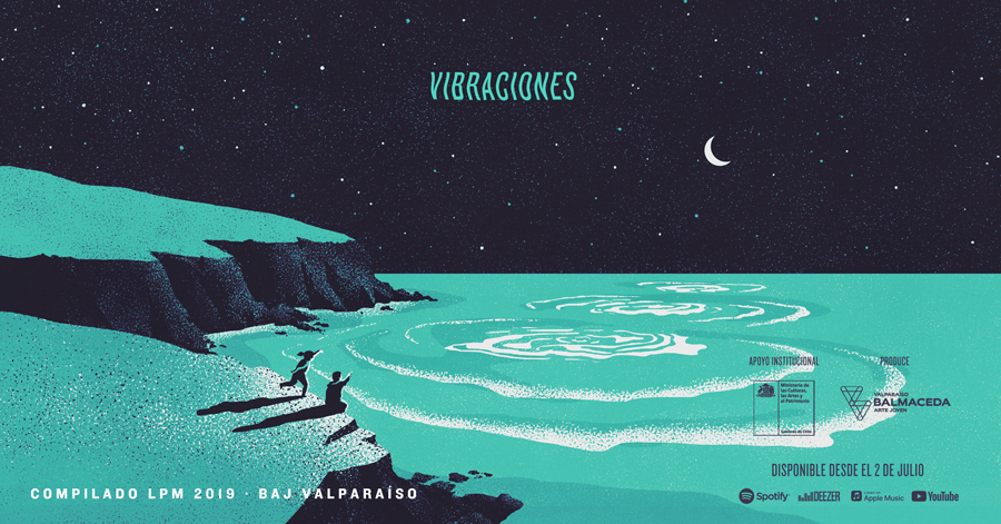 V Laboratorio de Producción Musical BAJ Valpo lanza su disco compilado