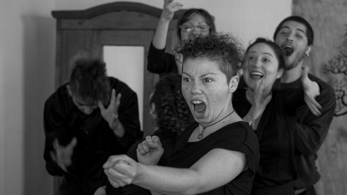 Laboratorio Teatral: Emoción, cuerpos en acción – TEATRO