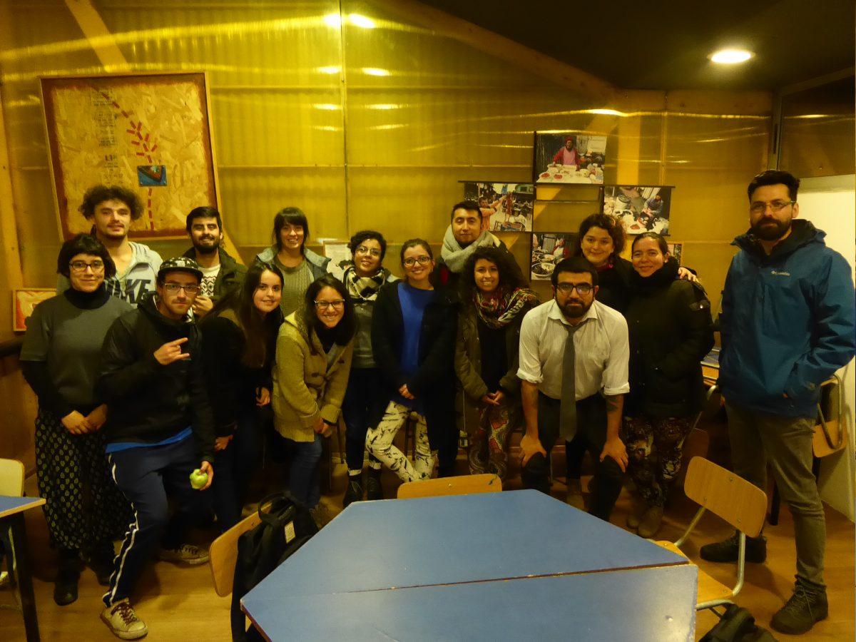 Seminario sobre proyectos culturales se realizó en BAJ Bío Bío