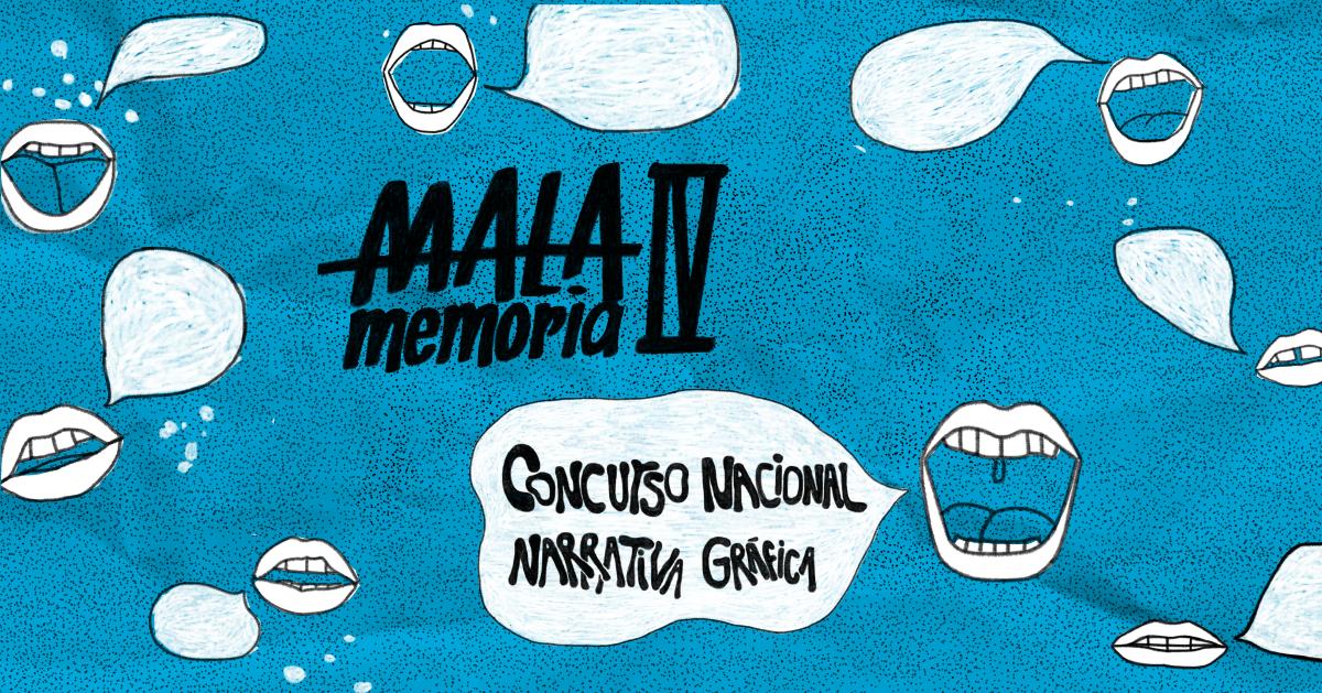 Concurso Mala Memoria IV  anuncia a sus seleccionados