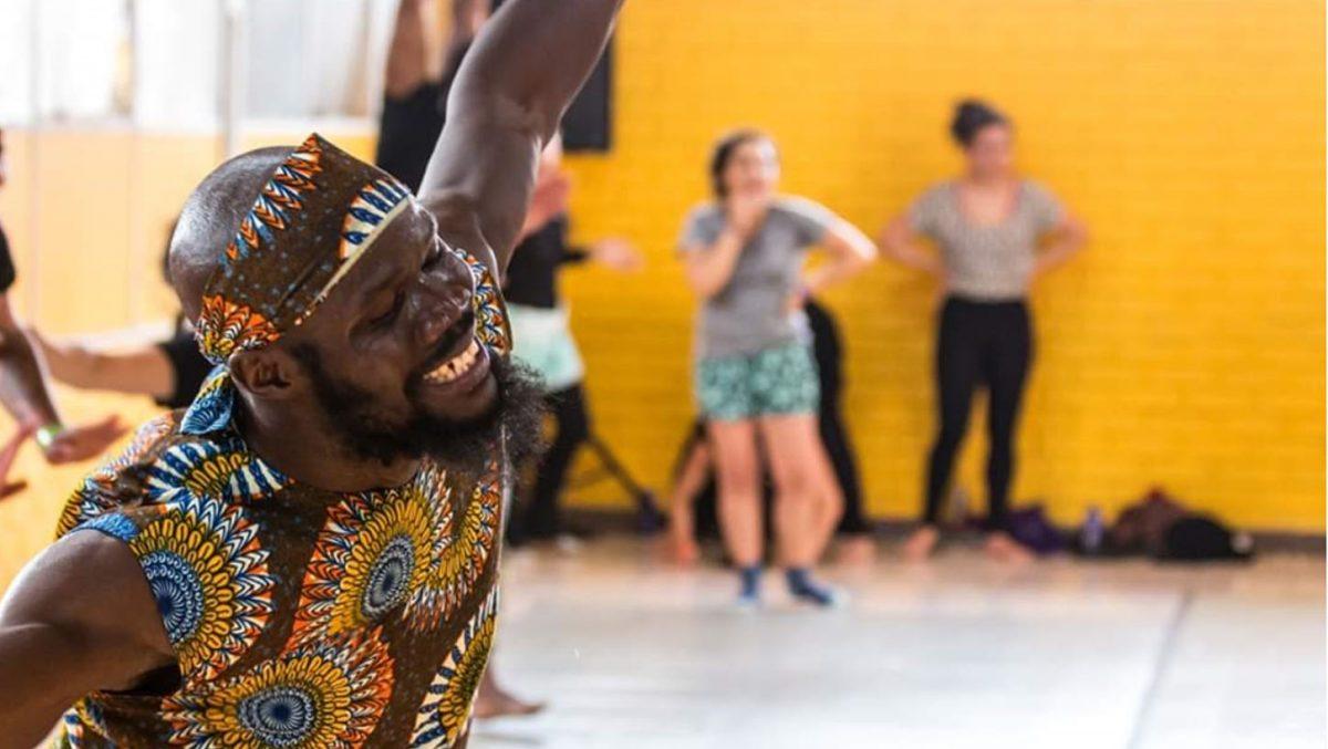 Dakao Daka, danza tradicional de Guinea