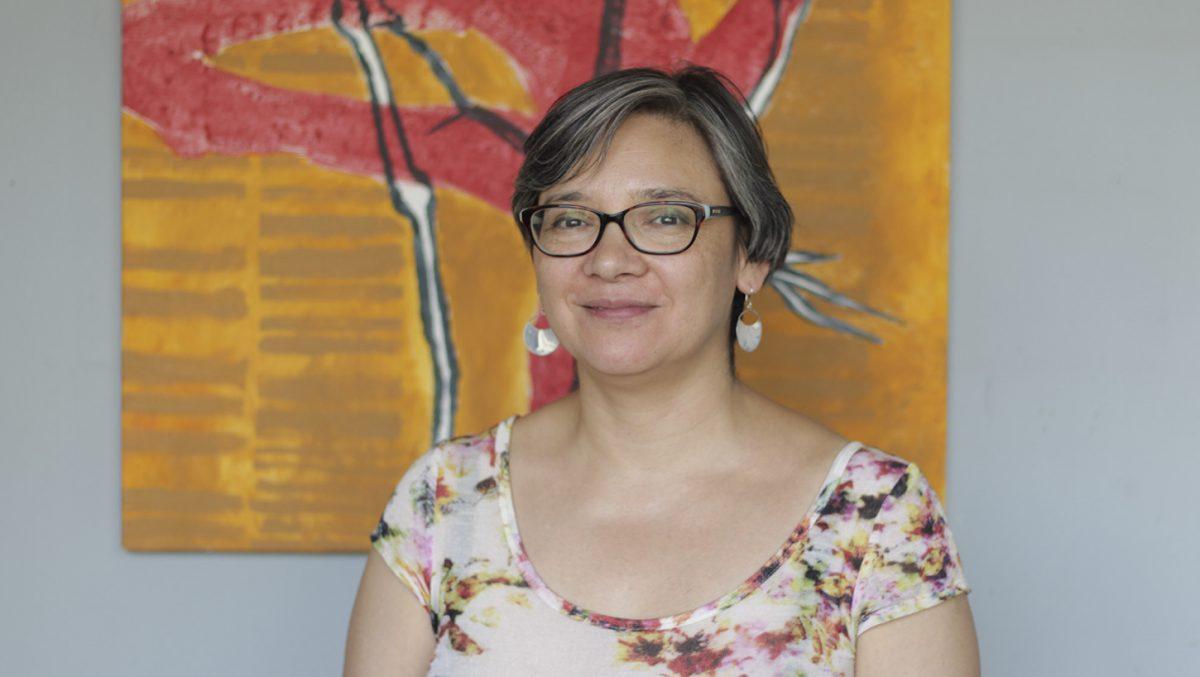 Gloria Aguayo es la nueva directora de Balmaceda Arte Joven sede Metropolitana